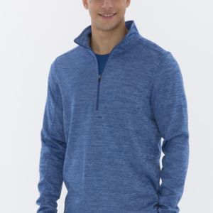 ATC DYNAMIC HEATHER FLEECE 1/2 ZIP SWEATSHIRT Thumbnail